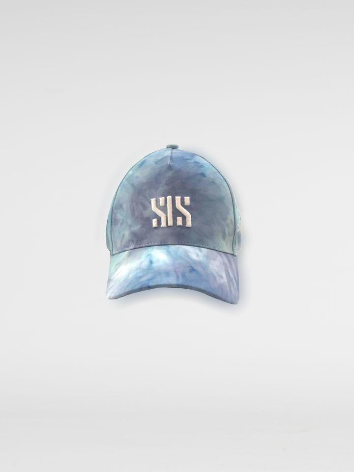 כובע SIS בשטיפת TIEDYE